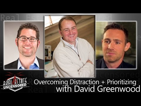 Overcoming Distractions + Prioritizing with David Greenwood: ADD as a Positive in Business