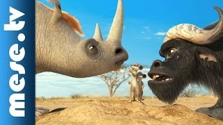 Egyesült állatok - gyerekfilm, mozifilm előzetes gyerekeknek (x)