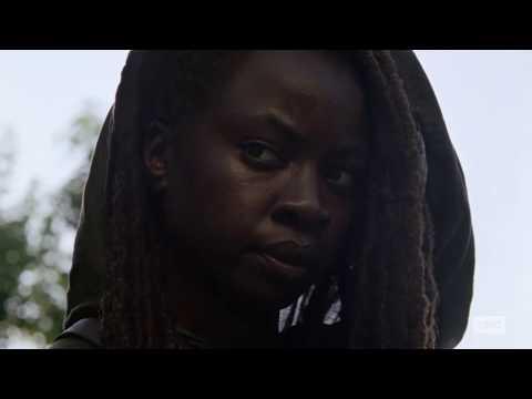 "The Walking Dead 10x13 ""Farewell Michonne"" Ending Scene Season 10 Episode 13 HD ""What We Become"""