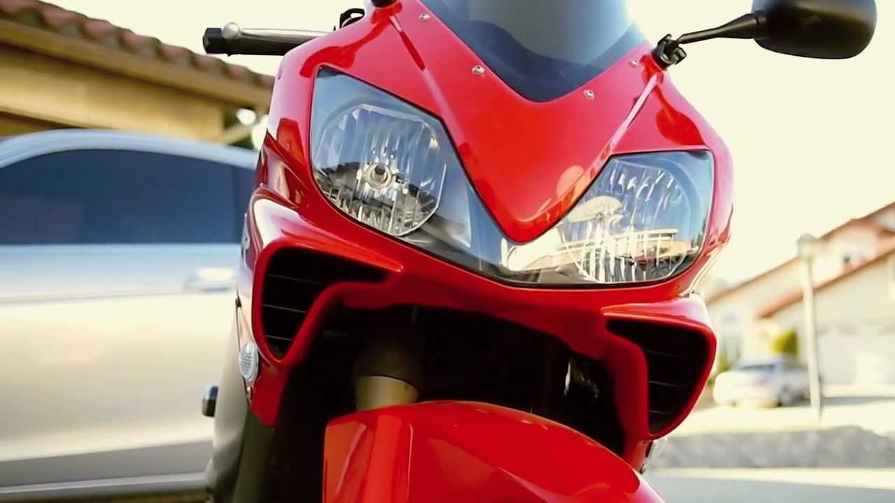 2002 Honda CBR 600 F4i - YouTube
