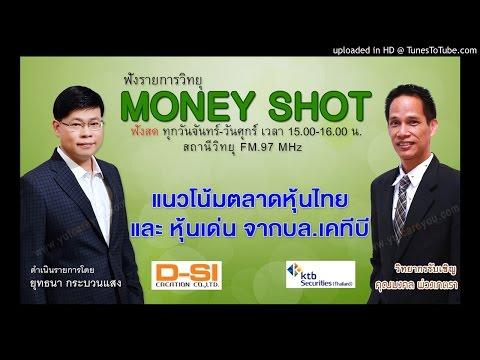 แนวโน้มตลาดหุ้นไทยและหุ้นเด่น จากบล.เคทีบี (9/08/59-1)
