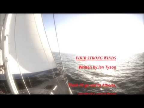 Four Strong Winds - Ukulele Cover - YouTube