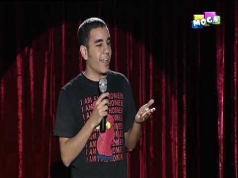 Moga Stand Up - Andeel - الحيوان الأليف