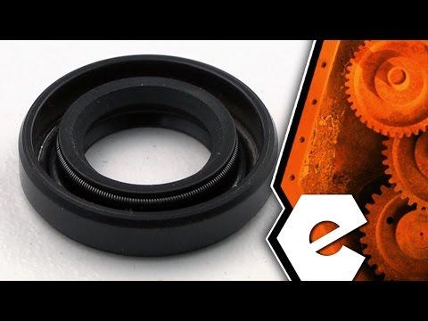 Trimmer Repair - Replacing the Oil Seals (Echo Part # 10021242031)