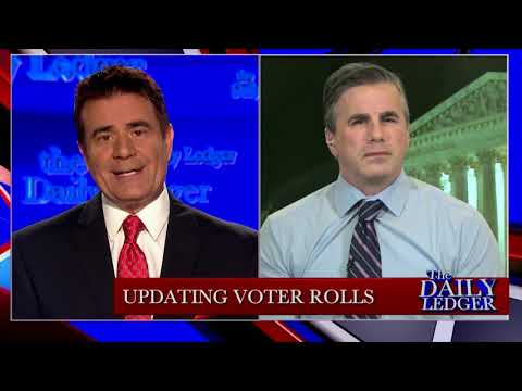 Tom Fitton: 'INCREDIBLE That We Had to Sue L.A. County to Clean Up Voter Rolls'