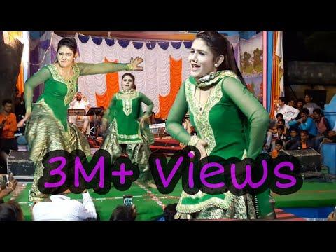 Sapna CHOUDHARYDance On Song Na Olha Na Daata|Sapna Live Dance|Mane Pal Pal Yaad Teri|Sapna |Latest