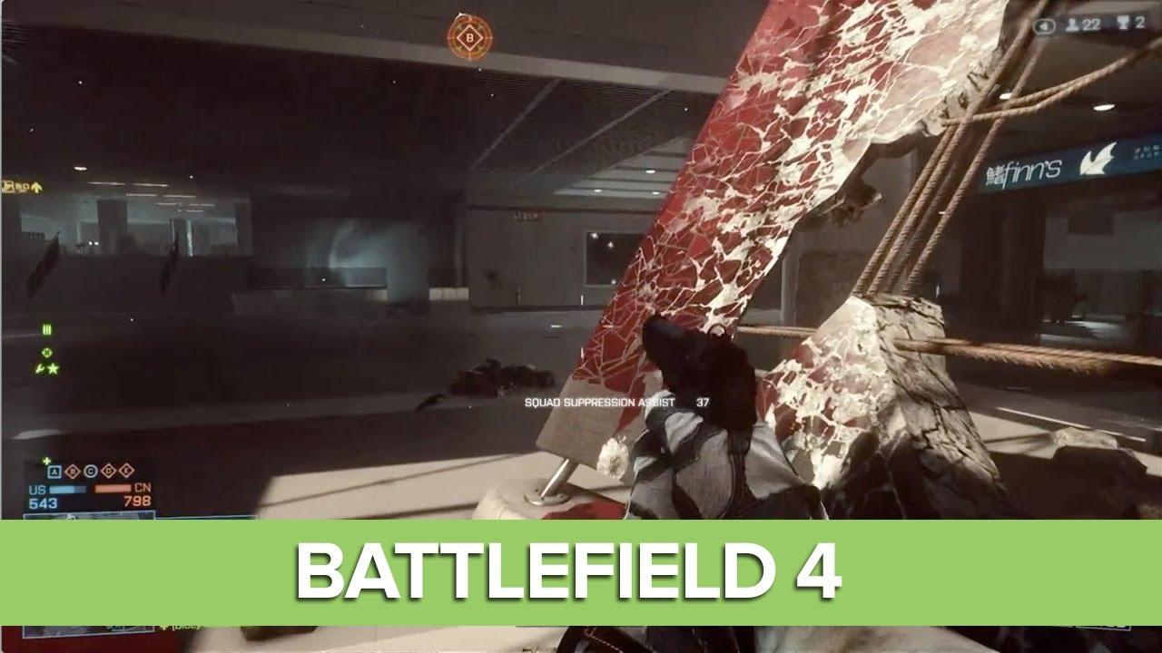 Battlefield 4 Gameplay Trailer: BF4 and Battlelog