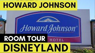 Howard Johnson Anaheim Hotel and Water Playground Tour | HoJo | Disneyland Good Neighbor Hotel