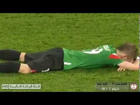 Atletico de Madrid Vs Athletic Bilbao [3-0] | All Goals & Highlights | (Europa League 2012)