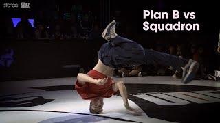 Plan B vs Squadron - Półfinał 3vs3 na Silverback Open 2018