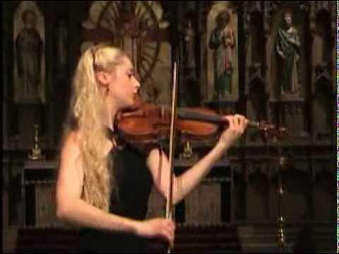 Ysaye - Sonata No. 2 - i