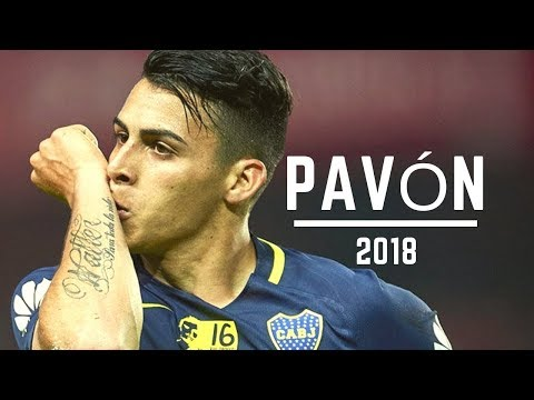 Cristian Pavón - Brilliant Goals and Skills || Boca Juniors