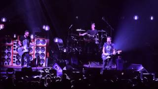 "Eddie Vedder of Pearl Jam talked about Prince ""light years"" live at Columbia, SC on 04/21/16"