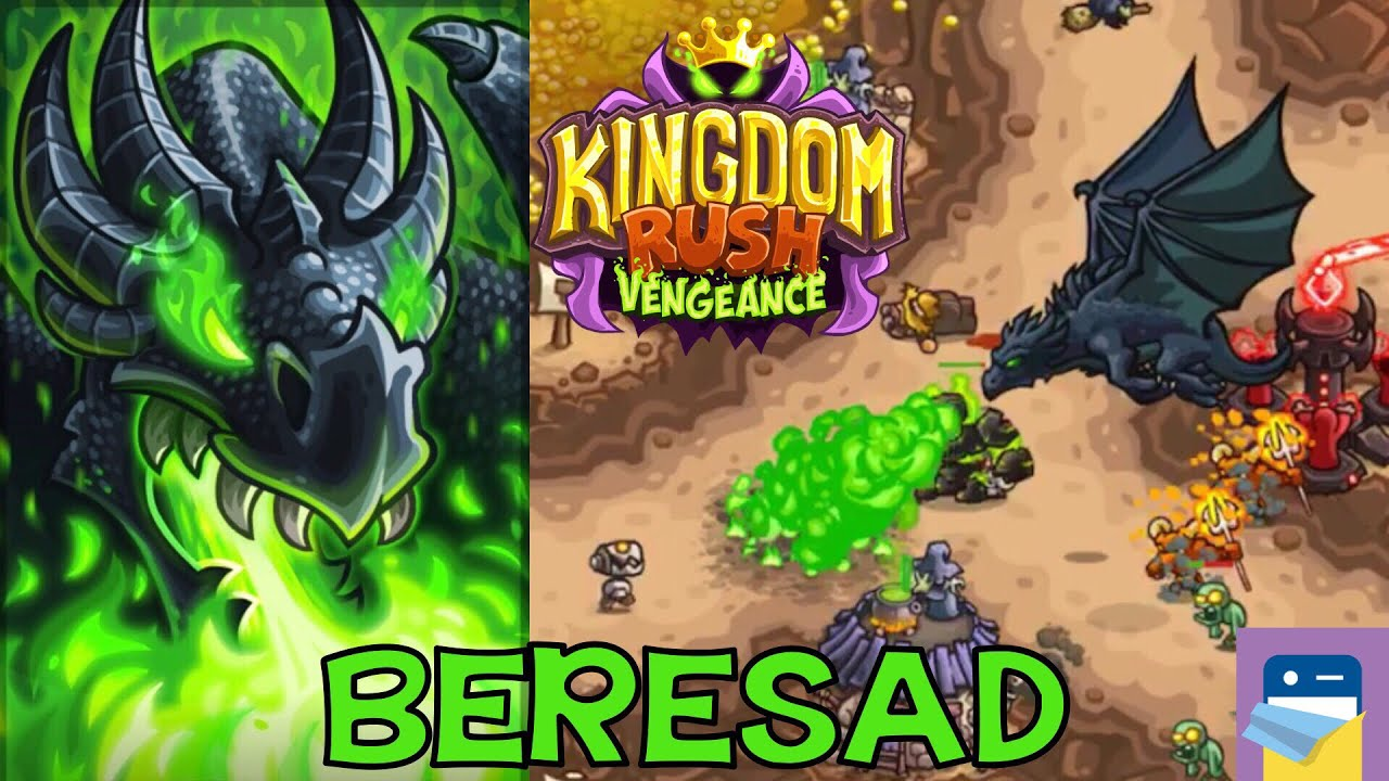 Kingdom rush vengeance towers guide | Kingdom Rush Vengeance
