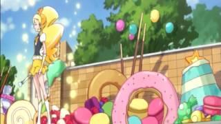 ハピネスチャージプリキュア! 第35話 「みんなでおいしく!ゆうこのハピネスデリバリー!」 Happinesscharge Precure! No.35 「It is delicious together! Yuko...