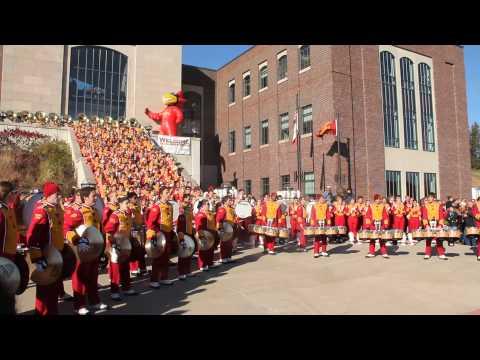 Fight Song, Iowa State University - Go Cyclone!