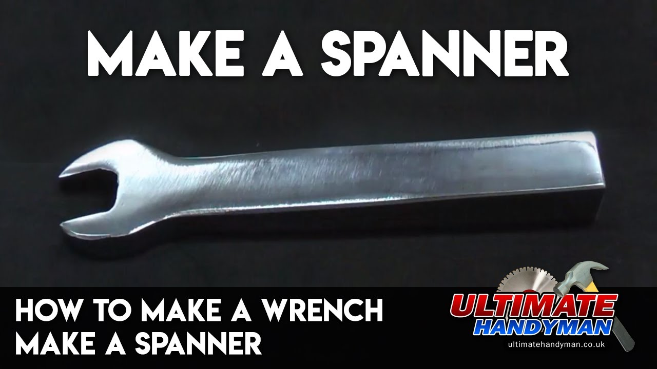 what do you use a spanner wrench for