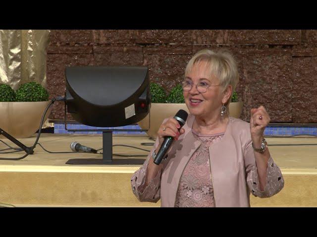 30 September 2018 Söndagsmöte med Linda Bergling