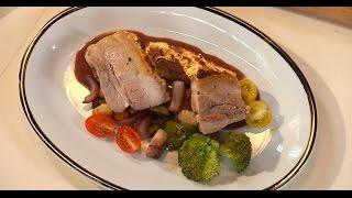 Свиная грудинка, запеченная с гвоздикой | Мясо. От филе до фарша