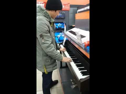 buray istersen на пианино (Габдрафик)