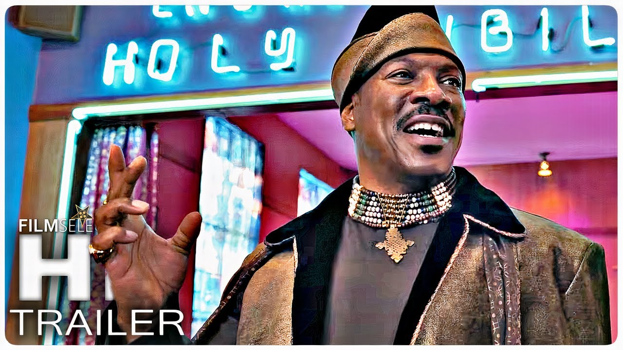 COMING 2 AMERICA Super Bowl Trailer (2021)