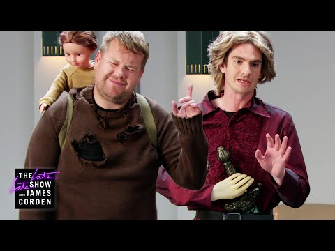 Watch James Corden and Andrew Garfield Audition for 'Game of Thrones'