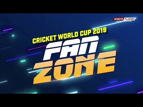 ICC Cricket World Cup 2019 Fan Zone   India vs Pakistan   SportsFlashes