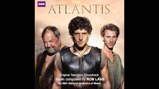 Atlantis BBC: Series 1 Soundtrack - Jason and Ariadne - Rob Lane (HD)