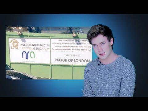 REVEALED: London's Muslim ONLY housing market