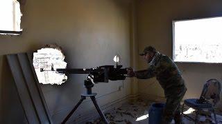 أخبار عربية - المعارضة السورية تشن هجوما على مساكن هنانو وسط حلب