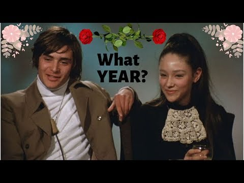 Can You Guess If This Interview Was Filmed in 2019 or 2009?  ///  Olivia Hussey and Leonard Whiting