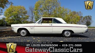 #7459 1965 Plymouth Fury III - Gateway Classic Cars of St. Louis