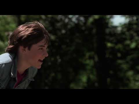 Jumanji (1995) - Alan Parrish Escapes A Group Of Boys