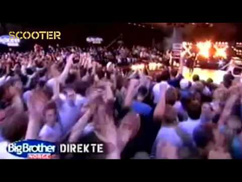 Scooter - Nessaja (Live In Big Brother Norway 2003) HD