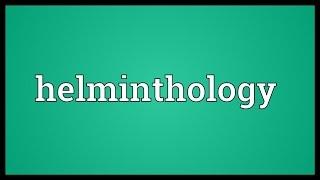 Helminthology kvíz
