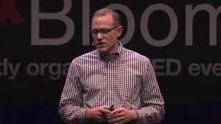 A Case Study in Global Health: Bob Einterz at TEDxBloomington