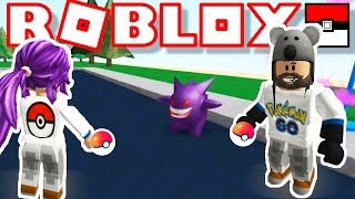 RACE TO FILL MY POKEDEX!!!! | Pokémon GO 2 | ROBLOX w/ Thinknoodles