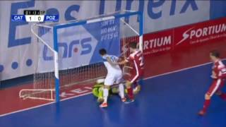 Futsal Goalkeeper Technique