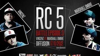 Rap Contenders - Edition 5 - Vincenz vs Marshall
