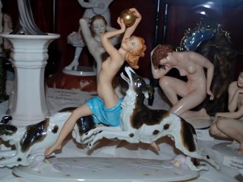Porcelain life. Фарфоровая жизнь