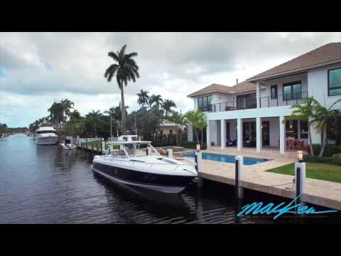Casa440 | 440 Royal Plaza Drive in Las Olas, Fort Lauderdale - Luxury Waterfront Estate For Sale