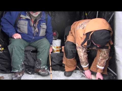 2014 Show #1: Icing Bluegills and Whitefish