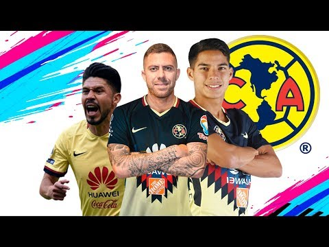 FIFA 19 | AMERICA PLAYERS RATING PREDICTION!