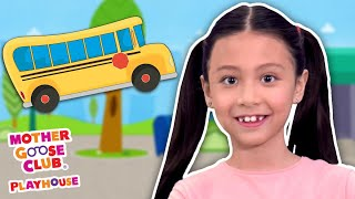 The Wheels on the Bus   Mother Goose Club Playhouse Songs & Rhymes