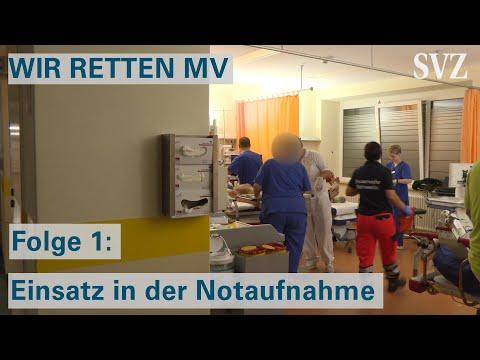 Zwischen Leben und Tod: Die Notaufnahme der Helios Klinik Schwerin