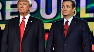 Ted Cruz Finally Attacks Trump. It Ends Badly.