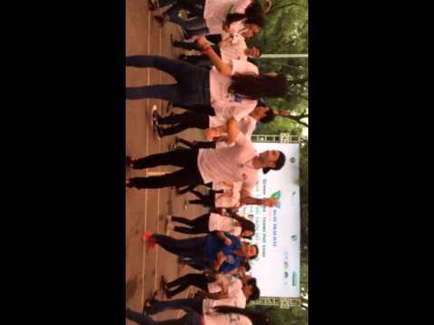 [Flash mod 2] 20/4/2014 Akira Phan tham gia nhảy flash mod