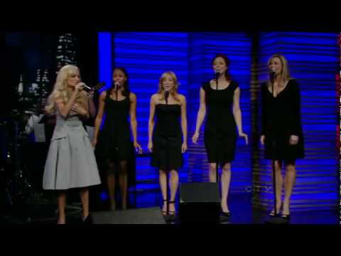 Kristin Chenoweth singing I Say A Little Prayer