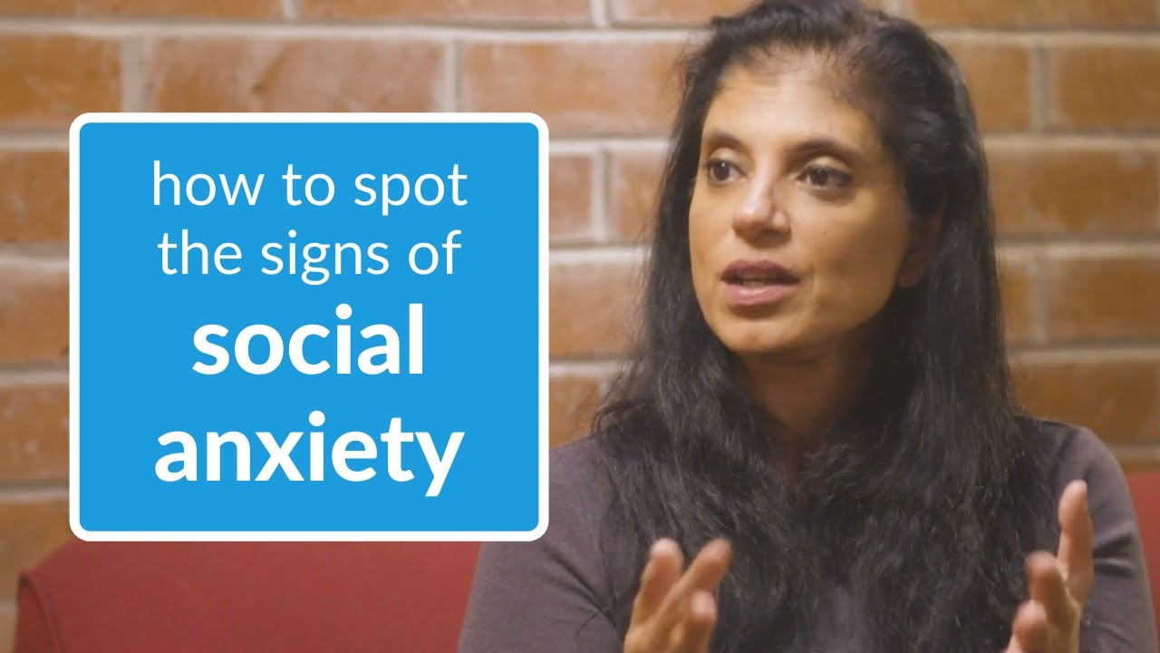 Download Social Anxiety: Here's How to Spot the Signs