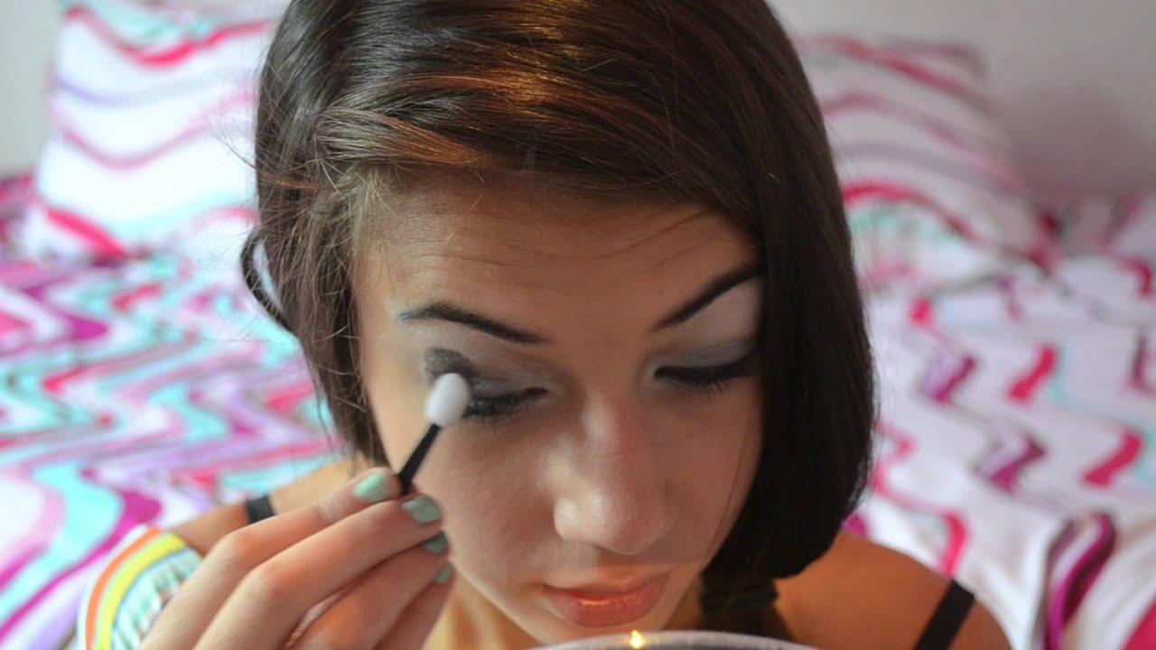 Avril Lavigne Girlfriend Cover By Sabrina Vaz Makeup Tutorial